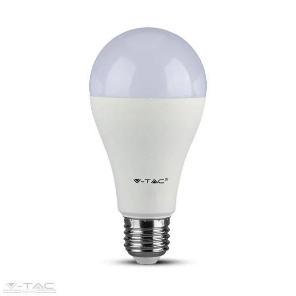 Dimmelhető 17W LED izzó E27 A65 Samsung chip