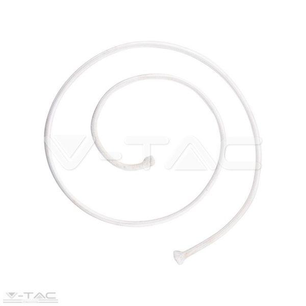 Kábel - fehér szövet - 3846