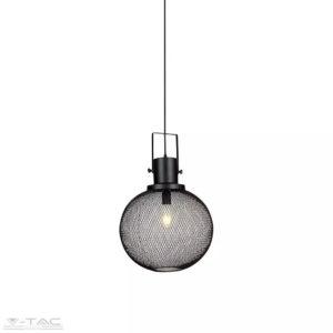 Fém hálós gömb csillár E27 foglalattal D:290 - 3859