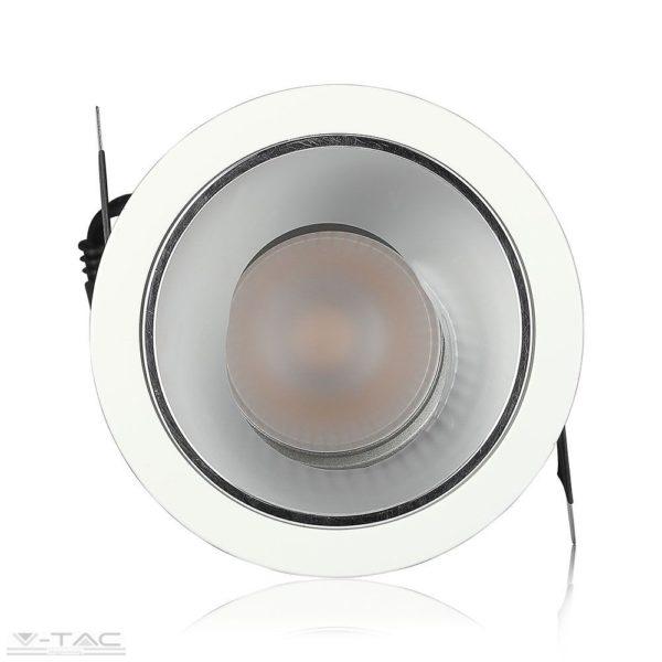6W LED COB mélysugárzó 0-27°