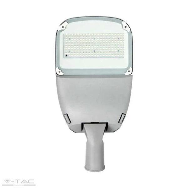 50W Napelemtábla LED Utcai világítással, tartórúddal 6400K - 20341